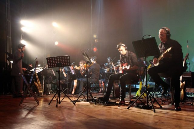 Daniele Si Nasce - con l'orchestra
