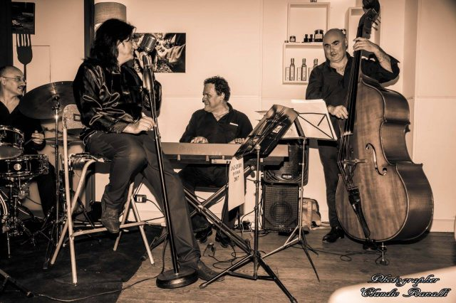 Daniele Si Nasce - con formazione Jazz
